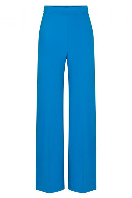 Ana Alcazar Wide Pants Sazosa Blue