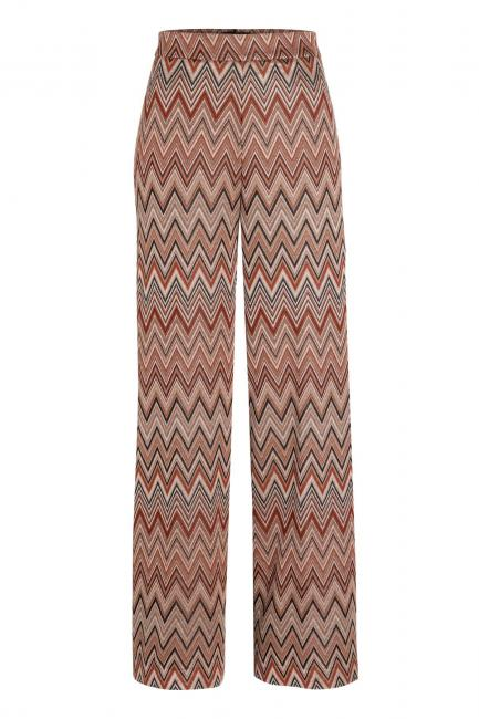 Ana Alcazar Knitting Pant Vulnora Brown