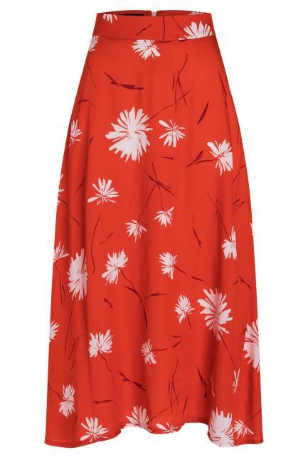 Ana Alcazar Floral Skirt Taxana
