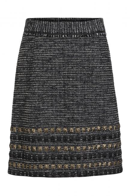 Ana Alcazar Tweed Skirt Vabajra