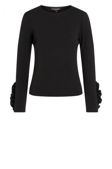 Ana Alcazar Sweater Paia Black