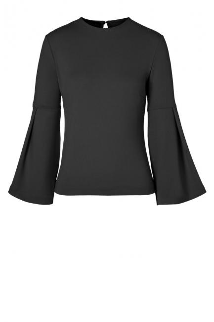 Ana Alcazar Top Padme Black