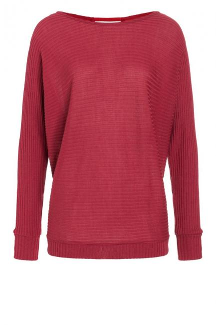 Ana Alcazra Fleermuis Shirt Pereky Red