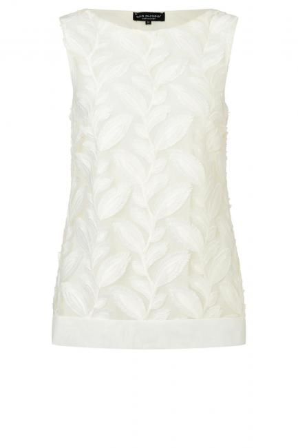 Ana Alcazar Sleeveless Top Zawis