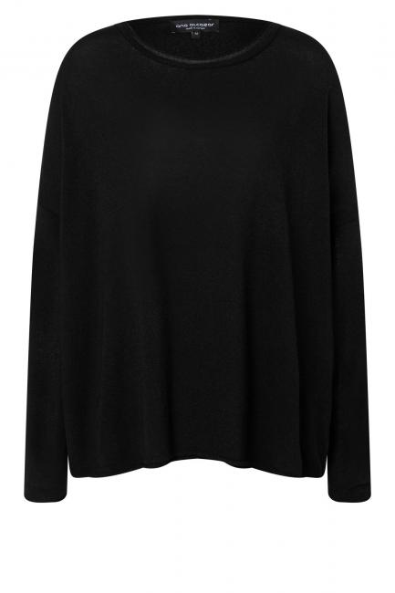 Ana Alcazar Sweater Zynas Black