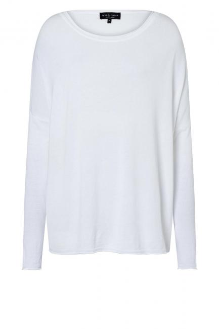 Ana Alcazar Sweater Zynis White