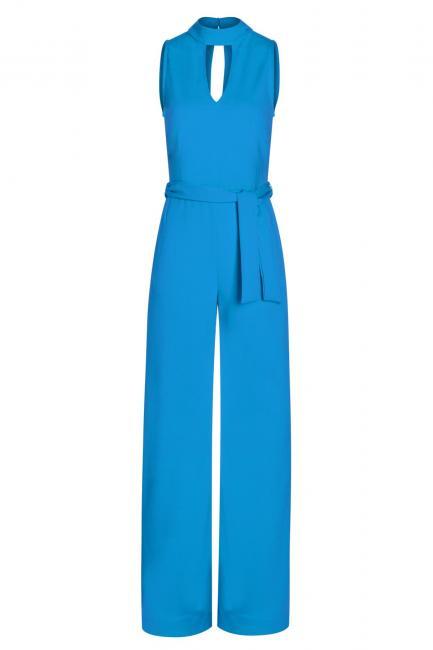 Ana Alcazar Jumpsuit Sawais Blue