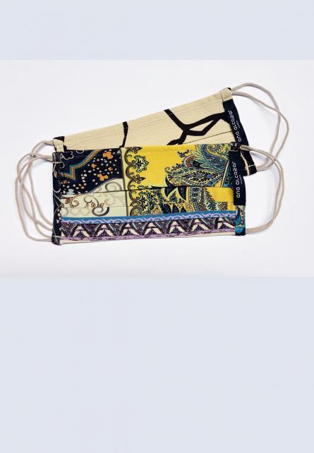 Ana Alcazar 2er Pack Stoffmasken Iliana