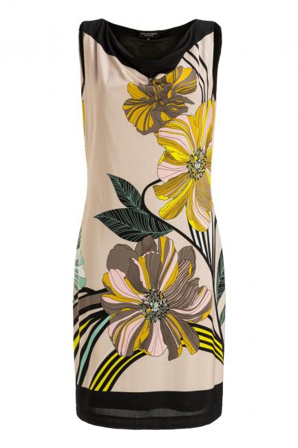 Ana Alcazar Waterfall Dress Majanda