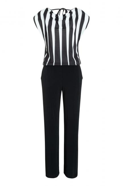 Ana Alcazar Striped Jumpsuit Mariseri