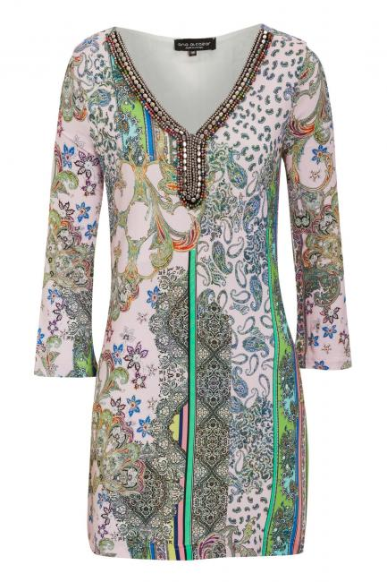 Ana Alcazar Tunic Dress Manjana