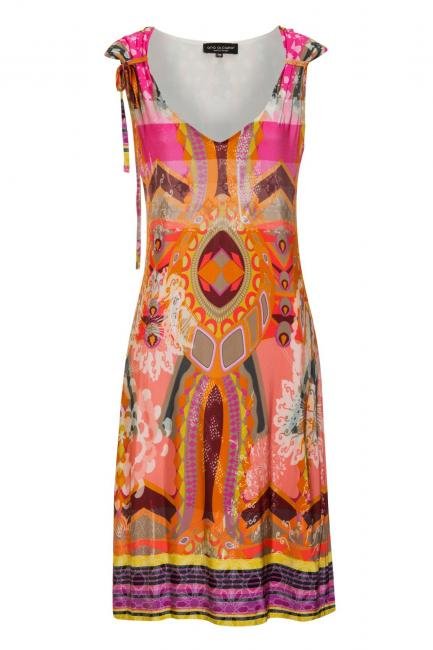 Ana Alcazar Summer Dress Manjealy