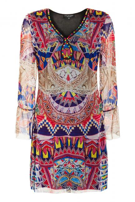 Ana Alcazar Tunic  Dress Melibys