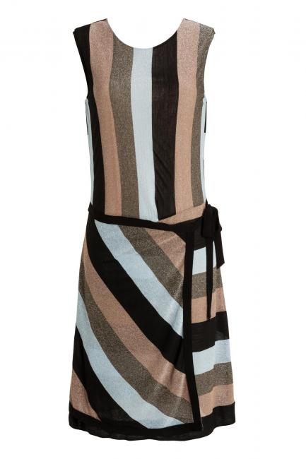 Ana Alcazar Wrap Dress Monakyra