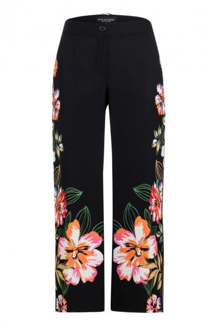 Ana Alcazar Trousers Meanissy Dark