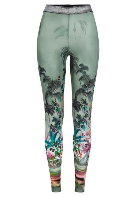 Ana Alcazar Leggings Niktre Multicoloured