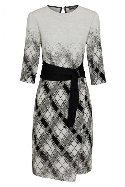 Ana Alcazar Wrap Dress Kaleily