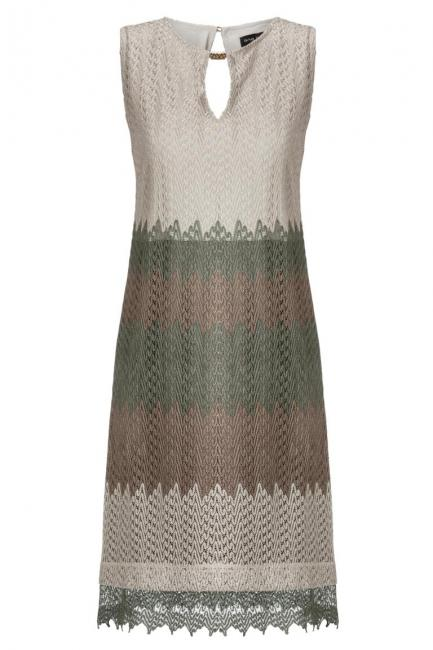 ana alcazar A-Shaped Summer Dress Altophy