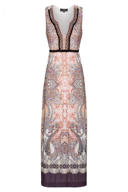 Ana Alcazar Maxi Dress Faharea