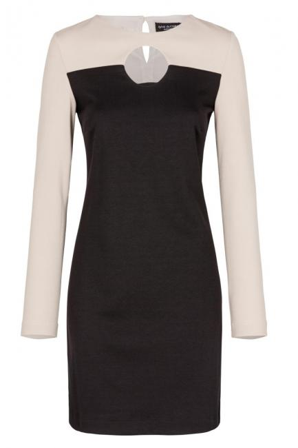 Ana Alcazar Cut Out Dress Dremony