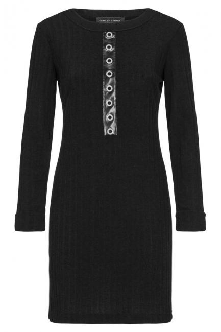 Ana Alcazar Knitted Dress Dowenis