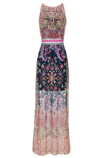 Ana Alcazar Maxi Dress Fathemy