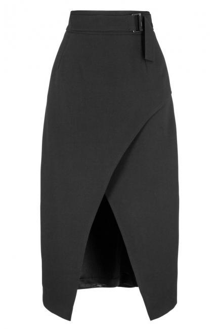 Ana Alcazar Asymmetric Skirt Diweas