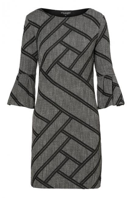 Ana Alcazar A-Linien Kleid Osyka