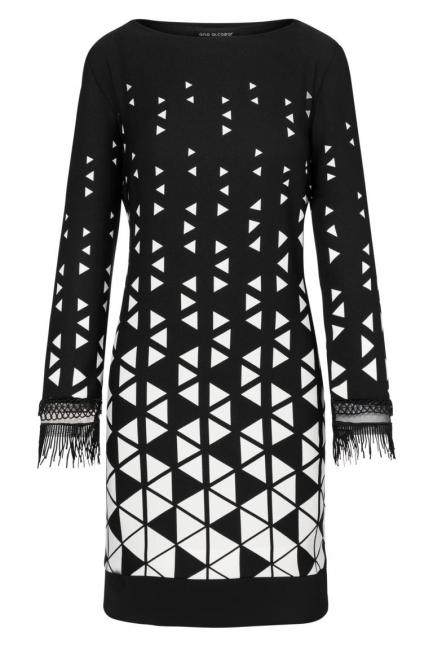 Ana Alcazar Graphic Dress Osanna