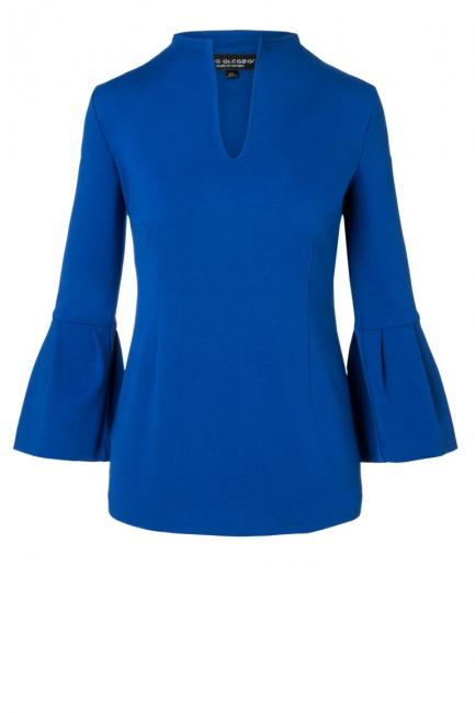 Ana Alcazar Top Orpita Blue