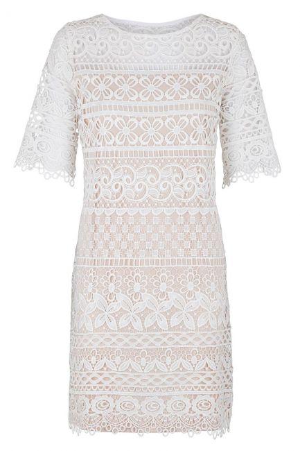 Ana Alcazar Tunic Dress Gwyn