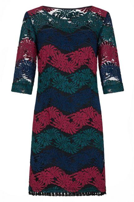 Ana Alcazar Lace Dress Kleamora
