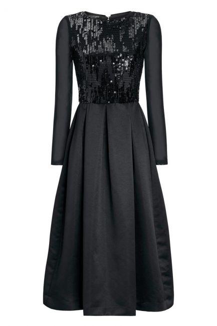Ana Alcazar Black Label Evening Dress Juvenys