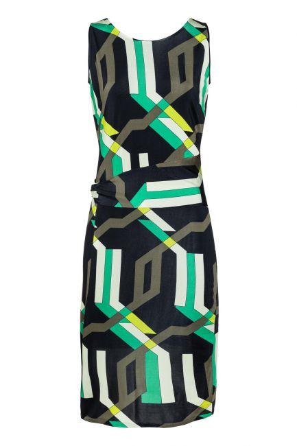 Ana Alcazar Midi Dress Seprosa