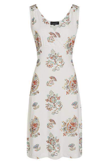 Ana Alcazar Waisted Dress Tesmy