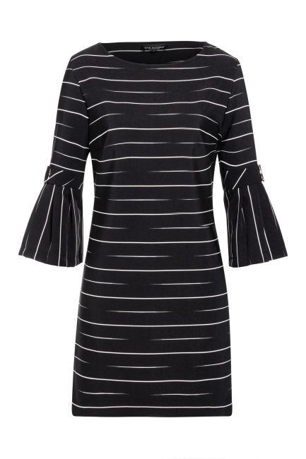 Ana Alcazar Striped Dress Vabelia