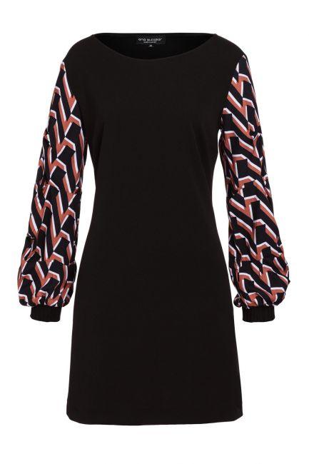 Ana Alcazar Pullover Dress Vabustis Brown