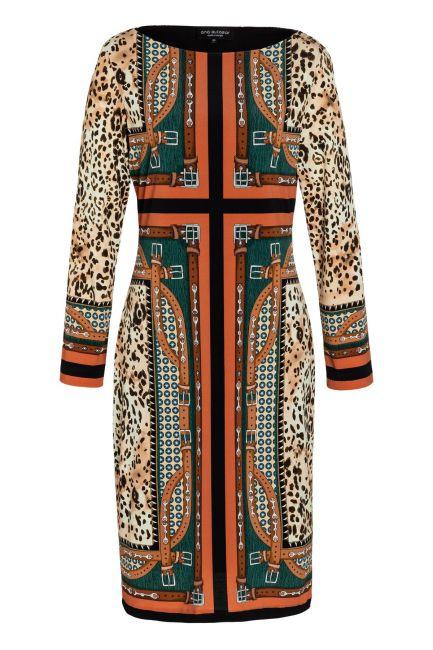 Ana Alcazar Long Sleeve Dress Volissa