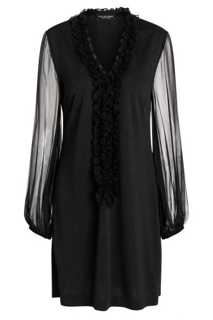 Ana Alcazar Ruffle Dress Wamty