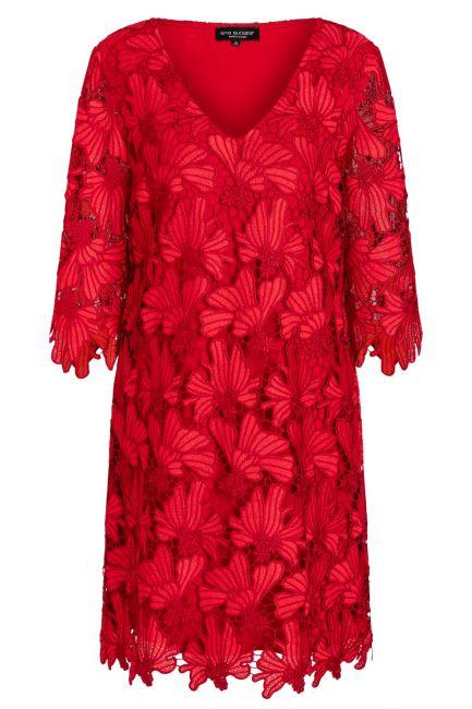 Ana Alcazar Lace Tunic Dress Wapas