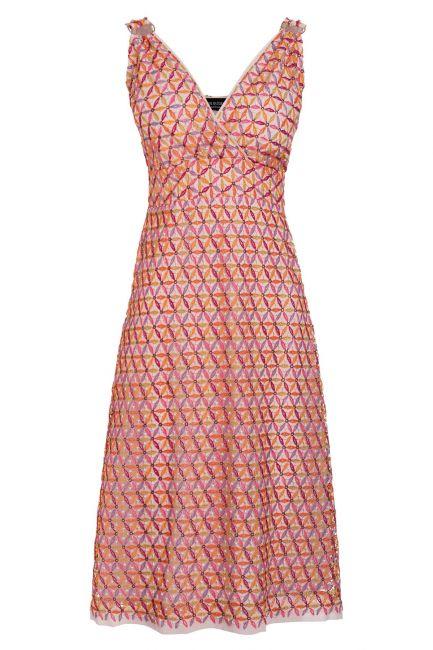 Ana Alcazar Bustier Dress Zasy