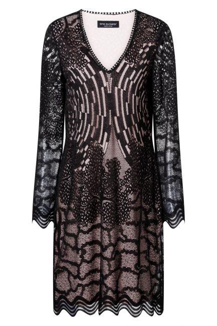 Ana Alcazar Long Sleeve Dress Zazea