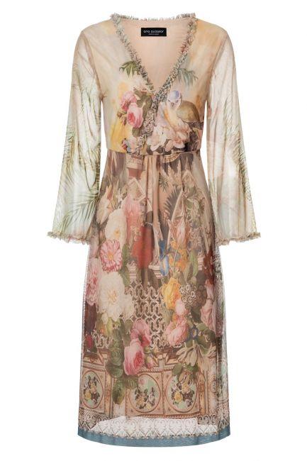 Ana Alcazar Long Sleeve Dress Zidon