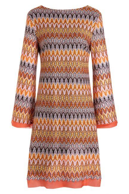 Ana Alcazar Long Sleeve Dress Zunny