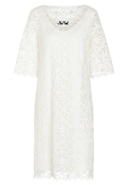 Ana Alcazar Lace Dress Adna