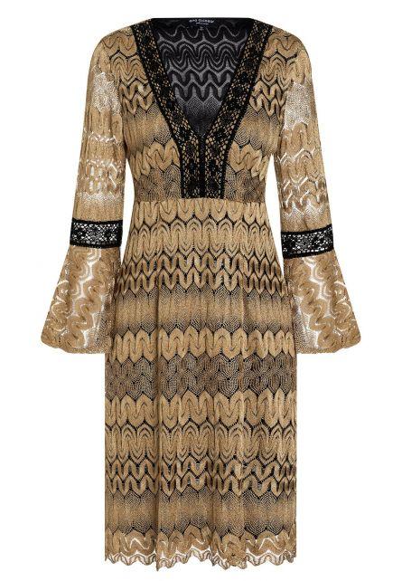 Ana Alcazar Empire Dress Awase