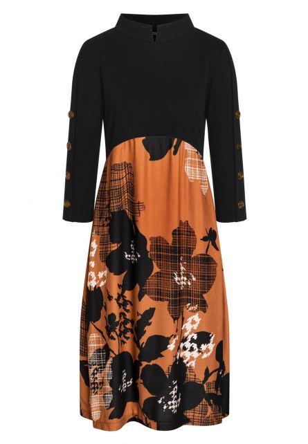 Mix Dress Bapte