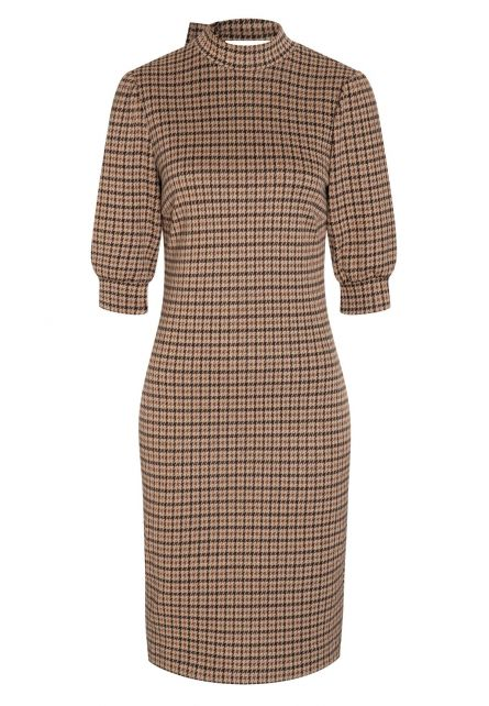 Puff Sleeve Dress Behly