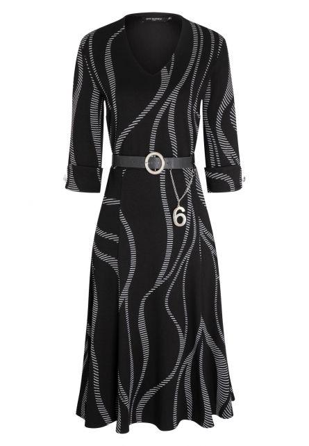 Godet Dress Beole