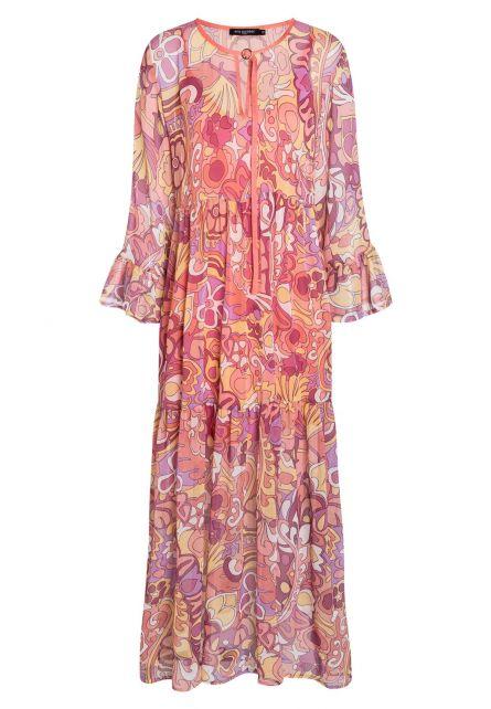 Long Boho Dress Cawea